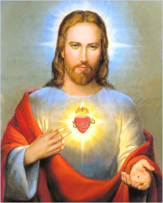 le Sacré Coeur de Jésus