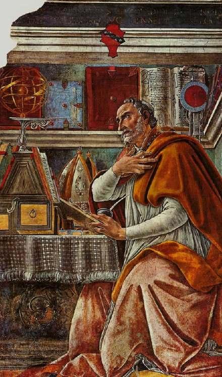 lecture saint augustin