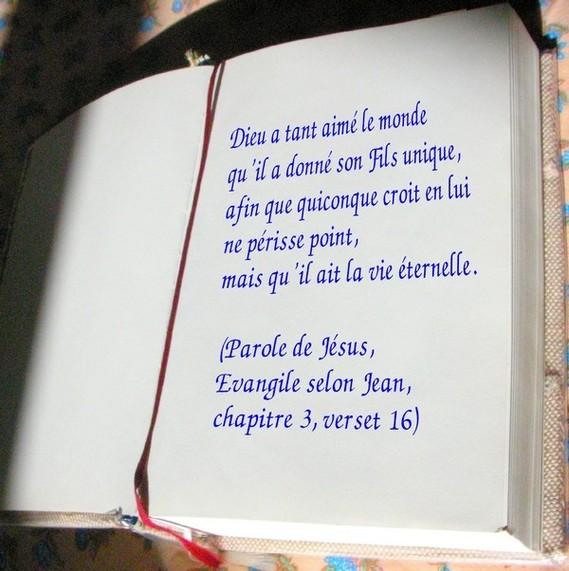 Fabuleux un verset II94