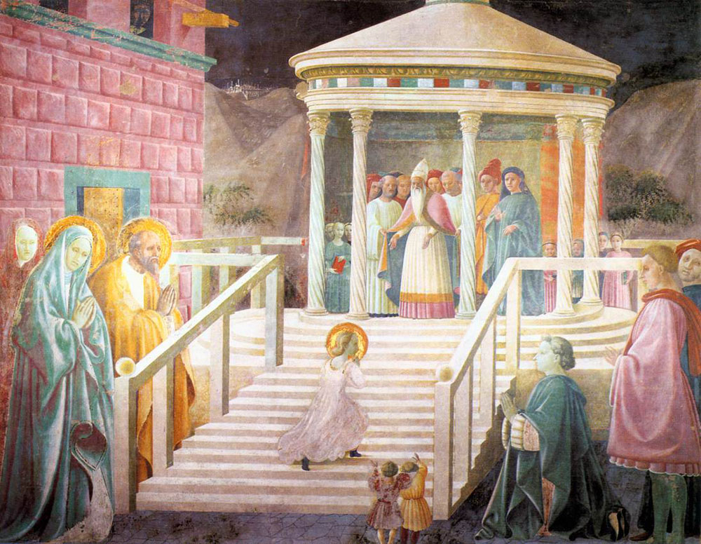 Les saints du jour (samedi 21 novembre)