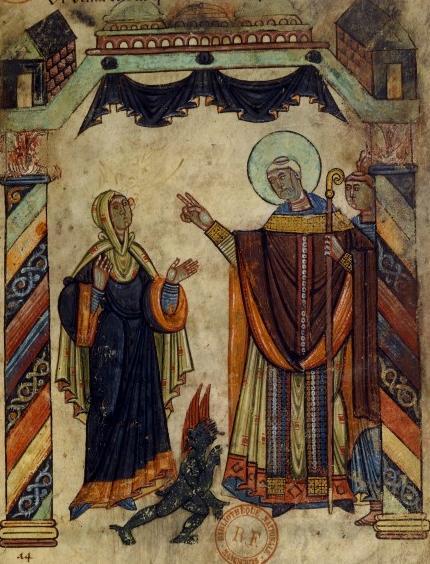 Les saints du jour (lundi 01 Mars)