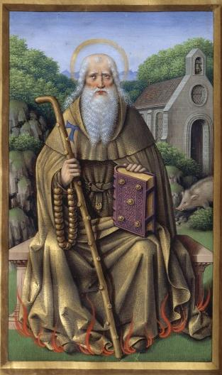 Les saints du jour (Dimanche 17 Janvier)