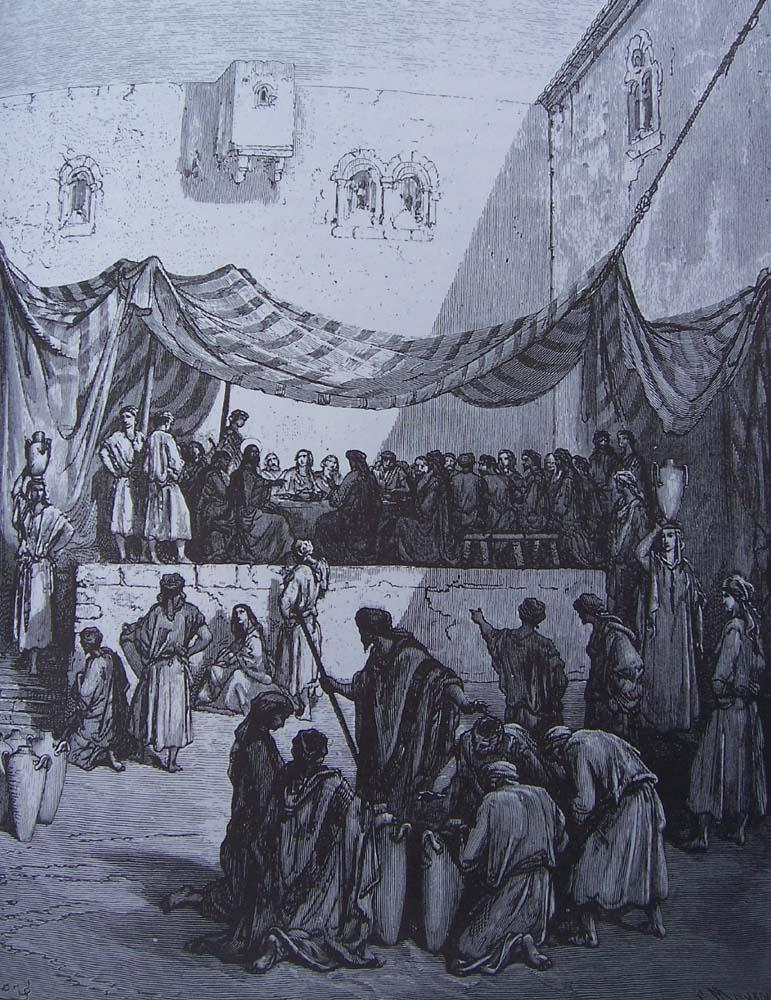 Jean (2, 1-11) - Noces de Cana